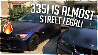 Rebuilding BMW 335i Involved In Gun Fight! Part.7