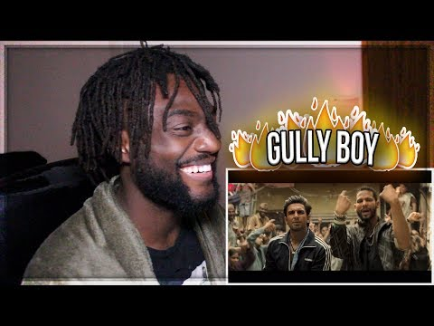 Mere Gully Mein | Gully Boy | Ranveer Singh,Alia Bhatt & Siddhant | DIVINE | Naezy | REACTION 🔥