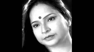 Tomar Pujar Chole Rabindra Sangeet by Nanda Biswas Music Arranger : Sitangshu Majumder