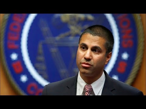 22 States Sue To Block FCC's Net Neutrality Repeal | Los Angeles Times