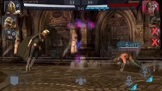 Injustice 2 gameplay and beginner pro tips campaign and arena multiplayer my first week of play