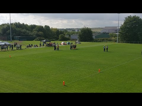 U12s BAFA semi finals - Waveney Wolves v Leicester Huntsmen