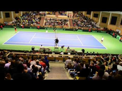 Davis Cup: Marius Copil 6.03.2016