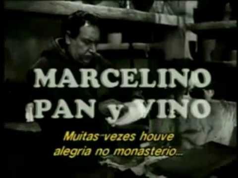 Trailer do filme Marcelino Pão e Vinho