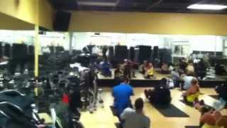 Z-Fanatical Fitness at Bally Total Fitness