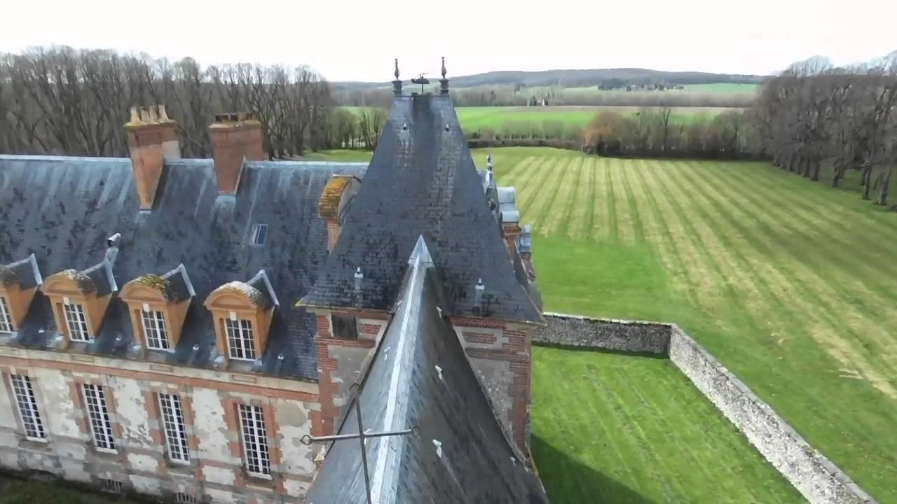 Extrêmement Chateau de Neuville - YouTube UQ16
