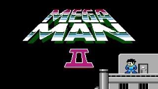 Not a good Mega Man  Player | Mega Man 2 | Retro Game