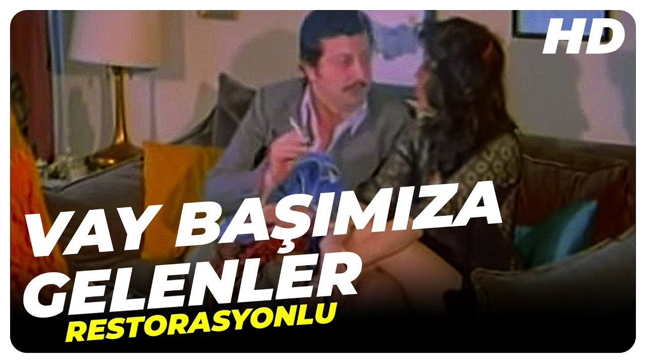 Vay Başımıza Gelenler - Eski Türk Filmi Tek Parça (Restorasyonlu)