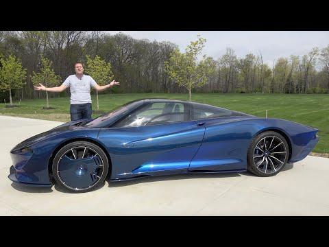 The McLaren Speedtail Is the Coolest Modern Hypercar (For $3 Million!)