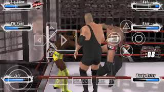 Playstation Portable: WWE 2009 Elimination Chamber Match