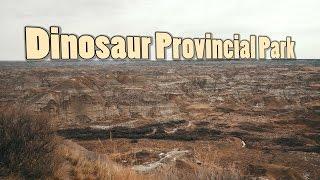 Dinosaur Provincial Park Spring 2017 (4K)   Journey Alberta