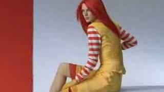 Japanese McDonald's Ad thumbnail
