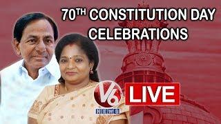 governor-tamilisai-live-70th-constitution-day-celebrations-v6-telugu-news