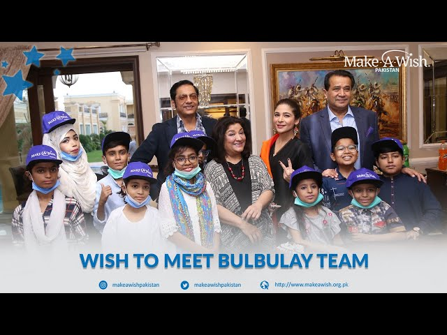 Wish to meet bulbulay team