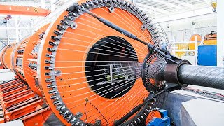 How Cables Are Made? Modern Wire Cable Manufacturing Process at Factory is Very Amazing