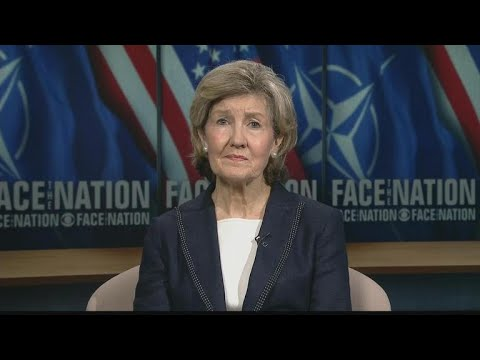 "NATO Amb. Kay Bailey Hutchison says Trump to ""encourage"" Putin to  change malign behaviors in Russia"