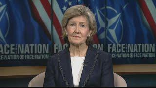 """NATO Amb. Kay Bailey Hutchison says Trump to """"encourage"""" Putin to  change malign behaviors in Russia"""