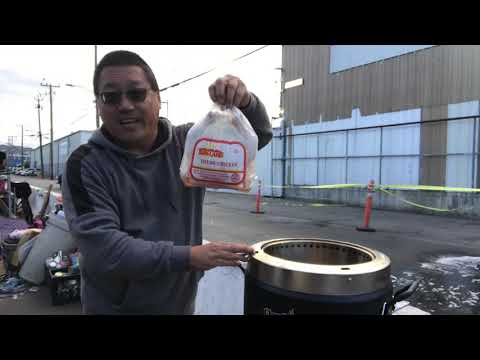 Oil-Less Turkey Fryer is New, and I test its performance by Derrick Soo