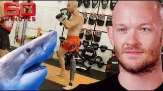 Shark attack victim's inspiring kickboxing recovery | 60 Minutes Australia