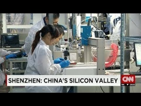 Shenzhen, the Silicon Valley of China