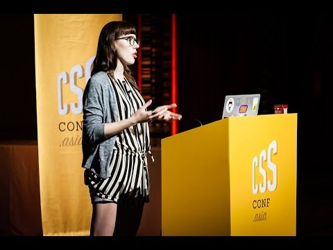 Karolina Szczur: No More Tools - CSSConf.Asia 2014