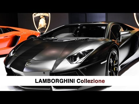 LAMBORGHINI Collezione, Milan Men Fashion Week, FW 17/18