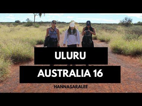 Travel Vlog: Australia:  Uluru