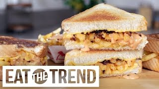 How to Make In-N-Out Animal Style Grilled Cheese | Eat the Trend