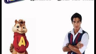 Chipmunks Alvin e os Esquilos Cantando Rebeldes - Livre pra viver