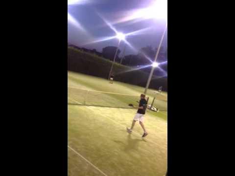 Longford open semi-final