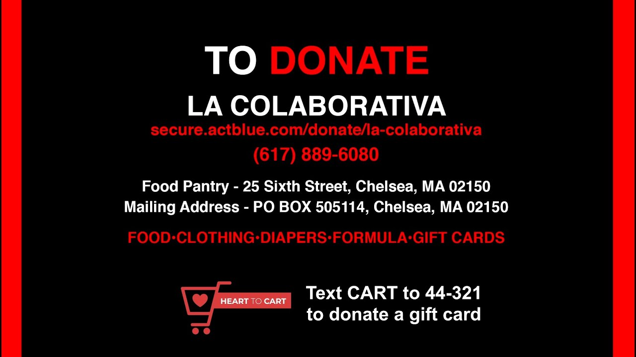 #IVG - La Colaborativa (Chelsea, MA)