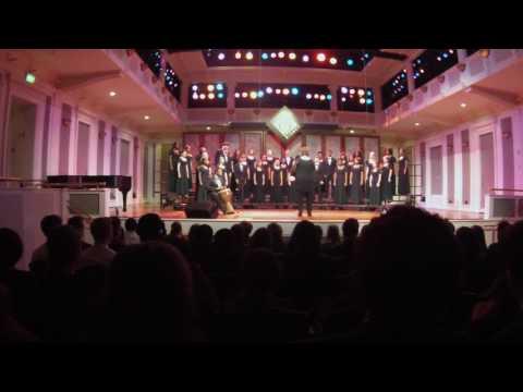 Zachary High School Festival Disney 2017 - Choir - Bonse Ana