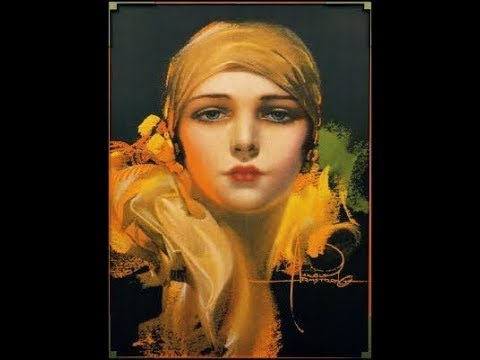 ROLF ARMSTRONG (1889-1960) American painter ✽ Fausto Papetti / Hello! Dolly...