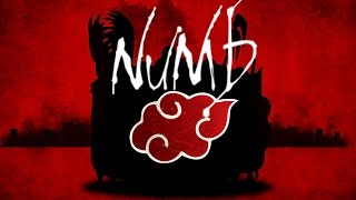 Akatsuki [AMV] - Numb