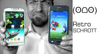 RETRO #ChinaSchrott - Billige Samsung Galaxy S4 mini Kopie im Test ಠᴗಠ - Moschuss.de