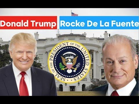 Rocke De La Fuente Vs Donald Trump 2020 Election Prediction Youtube
