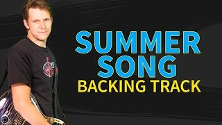 Backing Track: Summer Song / Joe Satriani