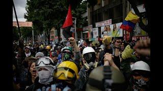 Ruta de las marchas del 21 de enero en Bogotá - Noticias Caracol