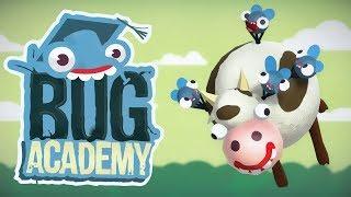 Bug Academy - АКАДЕМИЯ ЛЕТАЮЩИХ ГРУЗЧИКОВ [#1] - Игра - Прохождение