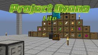 Project Ozone Lite - LOOT FILTERING & SORTING [E07] (HermitCraft Server Modded Minecraft Sky Block)