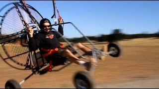 Paramotor Review - BlackHawk