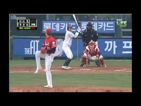 Travis Blackley (MLB pitcher) shutout pitching in Korea
