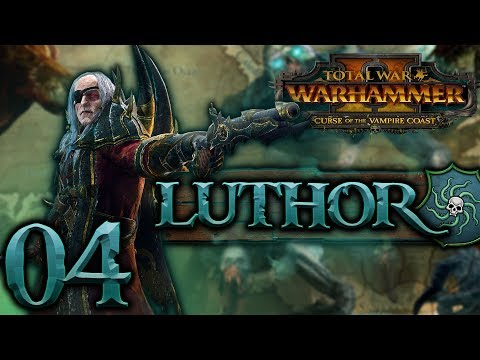 [4] Total War: WARHAMMER II (Luthor Harkon) - Curse of the Vampire Coast w/ SurrealBeliefs