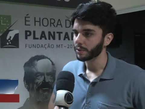 A FUNDAÇÃO MATO GROSSO FAZ PALESTRAS PRA PRODUTORES DE CONFRESA