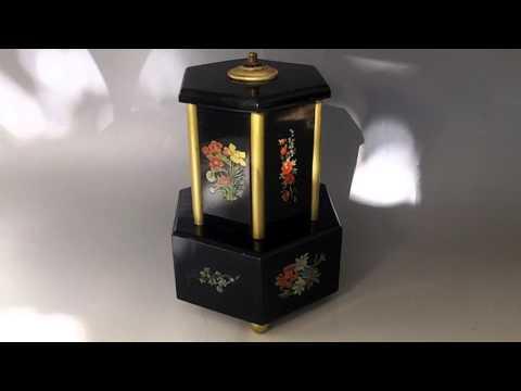 Antique Swiss Music Box