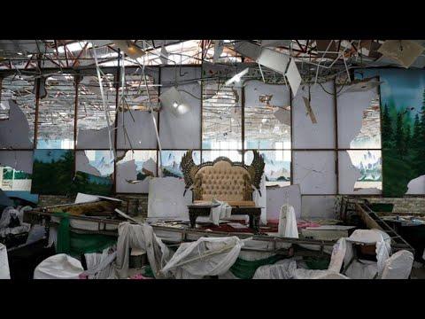 أفغانستان: عشرات القتلى والجرحى في تفجير انتحاري استهدف حفل زفاف في كابول  - نشر قبل 20 دقيقة