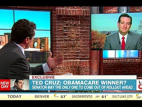 Ted Cruz Can't Answer What His Healthcare Plan Is - YouTube