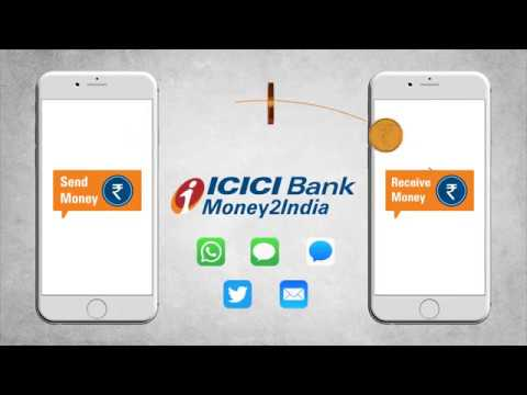 Money Transfer Using - Demo Video - ICICI Bank