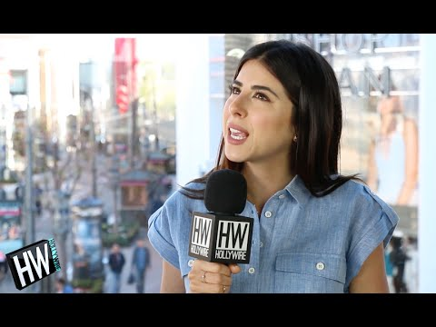 Daniella Monet Shares Favorite 'Victorious' Memory! (HOT SEAT)
