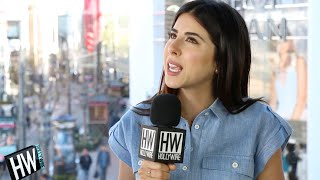 Daniella Monet Shares Favorite �Victorious� Memory! (HOT SEAT)